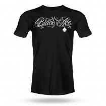 Camiseta Black Ace Player - Preto