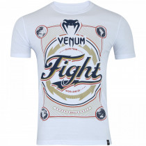 Camiseta Venum World Wide - Branca