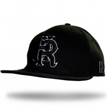 Boné Logo HR HeadRush - Black