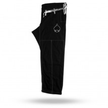 Calça Rip Stop Black Ace Player - Preto
