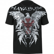 Camiseta Hayabusa The GUARDIAN - PRETO