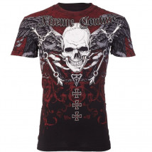 Camiseta Xtreme Couture SMASHED by Affliction