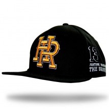 Boné HeadRush Collegiate - Preto