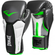 Luva Everlast Prime - Black/Green