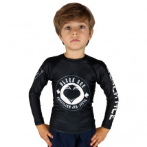 Rash Guard INFANTIL Gambler - Black Ace