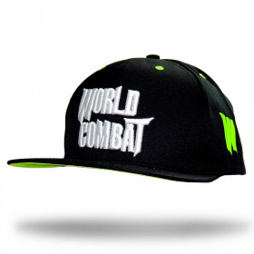 Boné World Combat - Preto