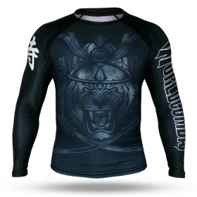 Rash Guard World Combat Tiger Samurai